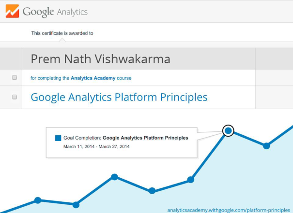 GA Analytics Platform Principles