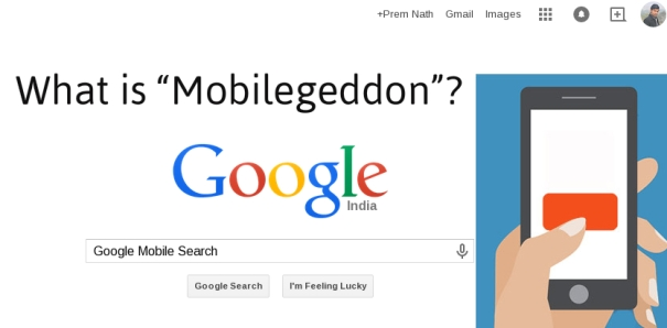 What is Mobilegeddon